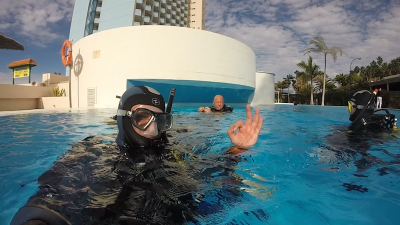 PADI IDC Assistant Instructor a Open Water Scuba Instructor